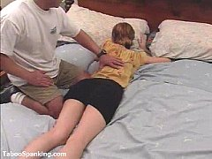 Spanked Girlfriend