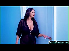 adriana chechik and ava addams sexy lesbian get dildo sex punished by mean lez clip-01