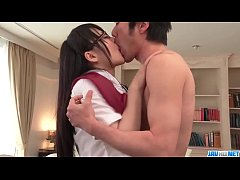 Hot japan girl Rara Unno deep fucked