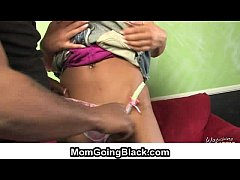 MomGoingBlack.com - Watching my mom going black Interracial Hardcore Porn 27
