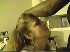 Hubby records Wife Joyce rimming BBC and cheer her on!