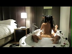 Clip sex Fuckcation asian taking big dick in wine country