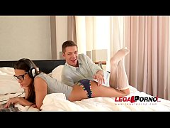 Extremely hot Milf Mea Melone gets her tight asshole fucked balls deep GP540