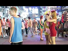 Asia Sex Tourist Nightlife!
