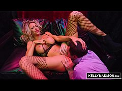KELLY MADISON - Bimbo MILF Courtney Taylor Fucked Hard By James Deen