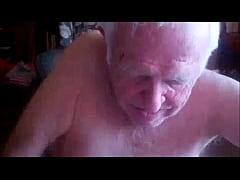 76yo Silverdaddy Sucking on Balls