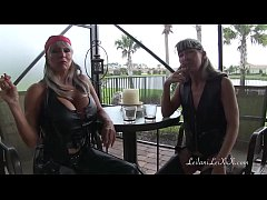 Biker Babes Leilani Lei and Sally D'Angelo TRAILER