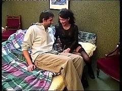 Vintage sex with a hot italian wife