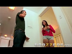 (Paige Turnah) cheats in cards and on her husband - Brazzers