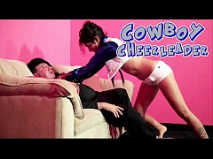 Cowboy Cheerleader