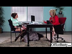 Office Busty Girl Love Hard Sex In Office movie-21