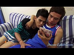 Asian-Ephebes - AY & PHON - Seducing A straight!