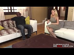 SheWillCheat - Hotwife Kagney Linn Karter's Interracial Massage