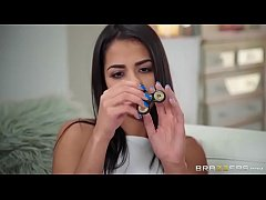 Brazzers Movie with Fidget Spinner - Trailer with (Vienna Black) & (Kyle Mason)