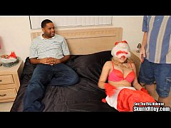 Big Tit Jasmine Tame Gets Big Black Cock For Xxxmas!