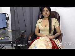 Camera girl indain lady teasing