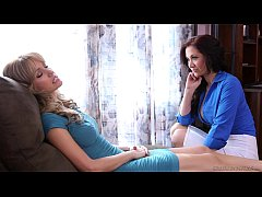 Clip sex Lesbian sex under hypnosis - Angela Sommers, Jayden Jaymes