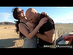 Fucked in desert with horny man