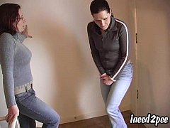 Old ineed2pee trailer girls peeing their pants 6
