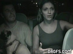 Clip sex Caught on tape fucking in a Spanish cab