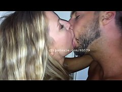 Alfie and Zsofia Kissing Video 2