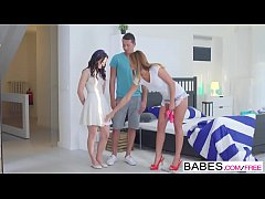 Babes - Step Mom Lessons - Nick Gill and Nicole Vice and Kristy Black - Between the Sheets