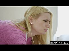 BLACKED Tiny Blonde Wife Kennedy Kressler Gets Revenge With a Big Black Cock