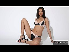 Deeper. Eliza Ibarra Just Wants Him to Let Go for Her