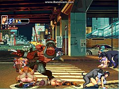 Bao & Birdie vs KOF XIII girls