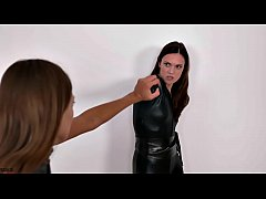 Superheroine Wrestling Agent Fight - Starring Alyssa Reece and Talia Mint