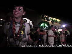 hot chicks naked on the streets of key west for fantasy fest 2014