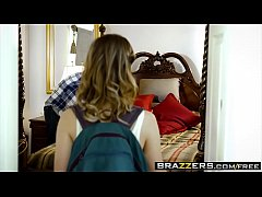Brazzers - Teens Like It Big - (Kristen Scott) - My Moms Boyfriends Cock