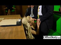 (jasmine loulou) Naughty Cute Girl In Hard Sex In Office video-17