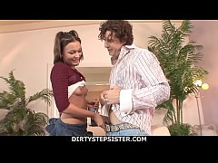 DirtyStepSister - Deep Fucking My Stepsis' Juicy Pussy and Anal