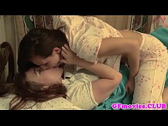 Sappho lesbians fingering and pussylicking