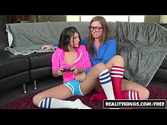 RealityKings - We Live Together - Finger Licking Good starring Maddy Oreilly and Shyla Jennings