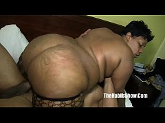 bbw thick chocolate juicy fucked by bbc redzilla