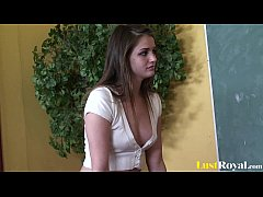 Petite Tori Black has many tricks for seduction