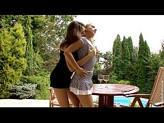 passionate lesbian sex with ally breelsen and lydia lust on sapphic erotica