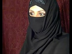 1487348 arab muslim girl flashing on cam