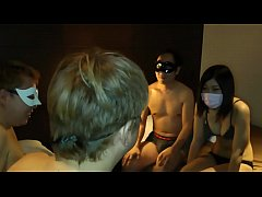 Japanese amateur Rei gang bang 1\/2