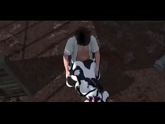 Bovine Blackmail - Naughty Machinima