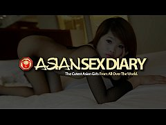 Asian Sex Diary - Chubby Filipina MILF gets facial from white cock