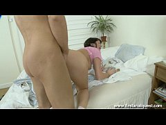 Firstanalquest.com - BIG BUTT ANAL WITH A PURE RUSSIAN TEEN CUTIE THAT GAPES