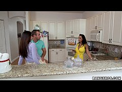 Naughty Stepmom Lisa Ann