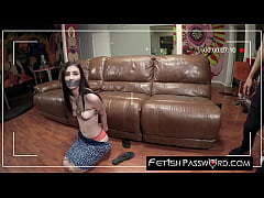 Impressive doggystyle action by stunning teen Megan Winters