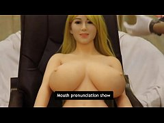 Intelligent sex doll smart doll with sweet voice