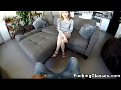 Fucking Glasses - Bubbly xvideos ass youporn big-cock tube8 Alina West teen-porn