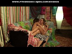 Amateur girlfriend xxx with sexy chick owned from every side