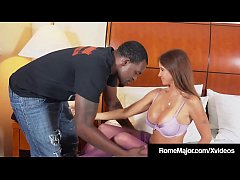 Ebony Cock Swinging Rome Major services room 69 at a hotel & ends up banging Hotwife Rio Blaze until he unloads all over her!